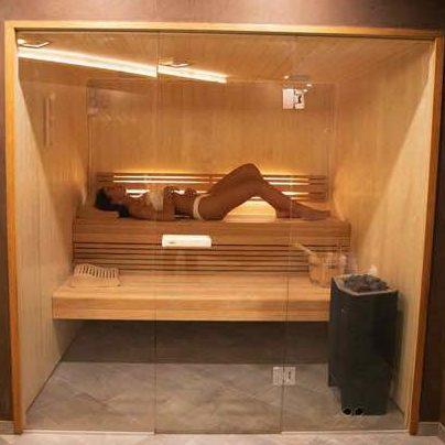 SPA Privatif - Sauna Traditionnel
